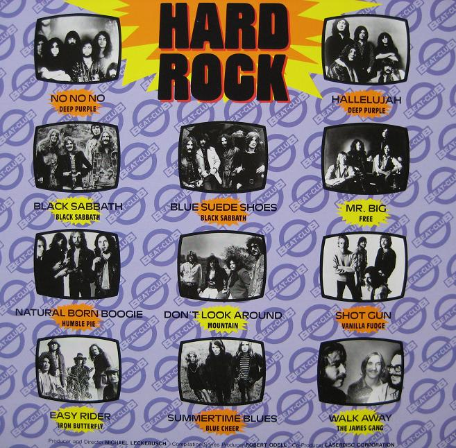 Revolution Of Hard Rock