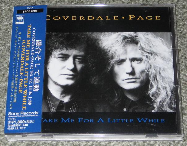 Led Zeppelin (J. Page) - Take Me For - Coverdale/page