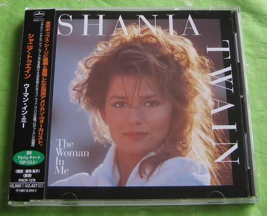 Twain,Shania The+Woman+In+Me CD