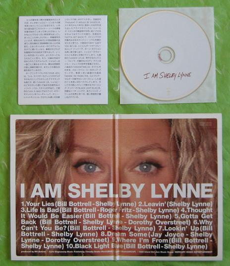Lynne,Shelby I+Am+Shelby+Lynne+Promo+Pack PROCD
