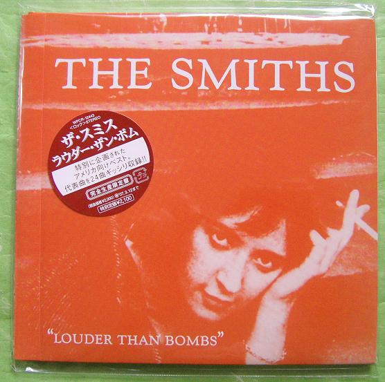 Smiths - Louder Than Bombs Record