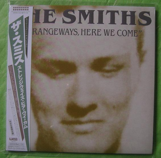 Smiths - Strangeways, Here We Come Album