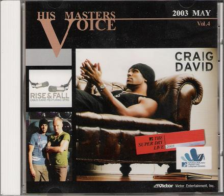 His Masters Voice May 2003