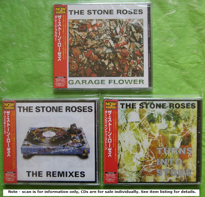 Stone Roses - Garage Flowers