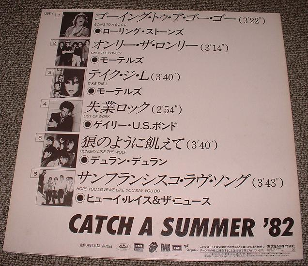 Catch A Summer 82