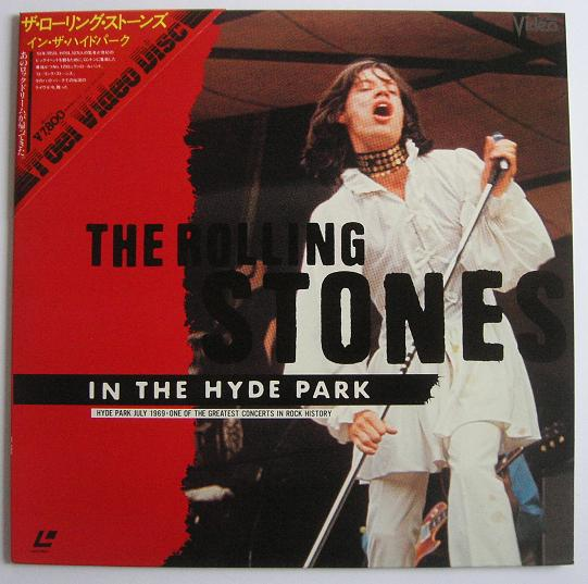 Rolling Stones - Rolling Stones In Hyde Park