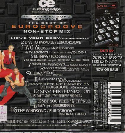 Tk Produce Eurogroove Non Stop