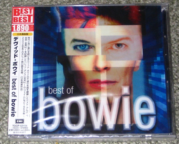 Rolling Stones (Mick) - Best Of Bowie (2004 Issue)