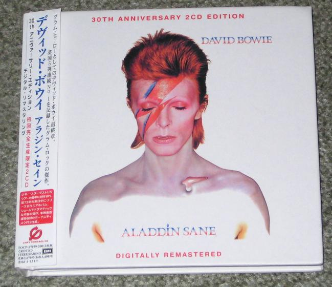 Aladdin Sane (30th Aniv Edtn) - Bowie, David