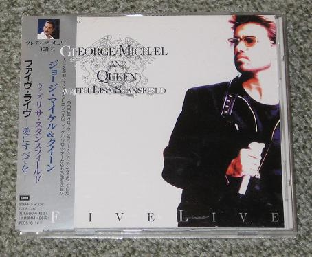 Michael, George - Five Live Album