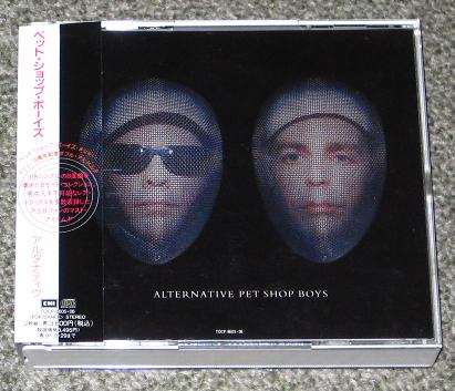 Pet Shop Boys - Alternative EP
