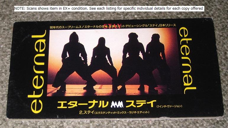 Eternal - Stay Album