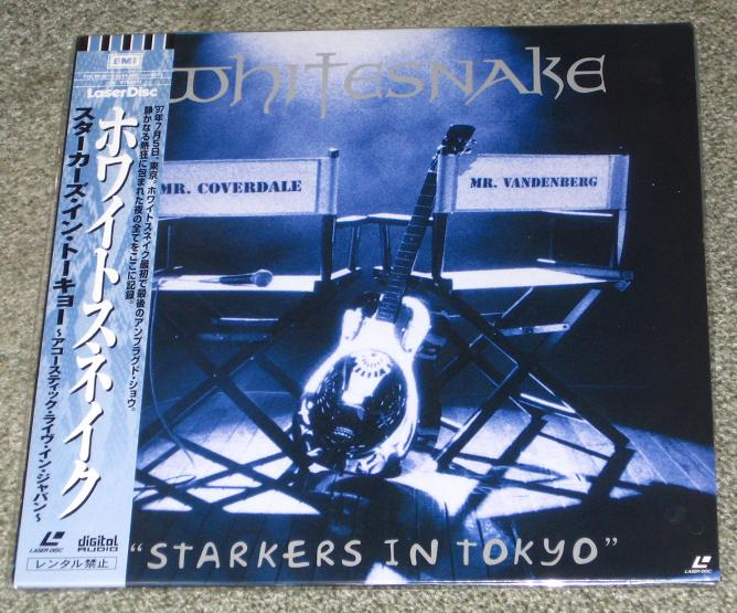 Whitesnake Starkers In Tokyo Records Lps Vinyl And Cds