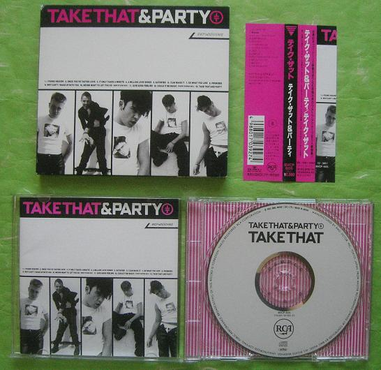 Take That - Take That + Party