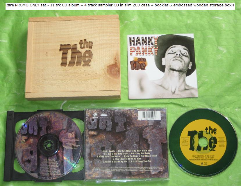 The - Hanky Panky Promo Box Set