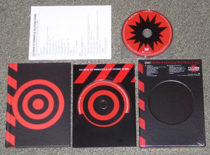 U2 - How To Dismantle (2004 Ltd Ed)