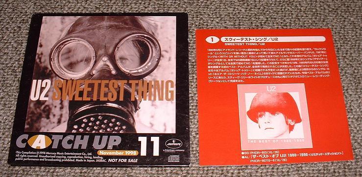 Catch Up Nov 1998 - U2
