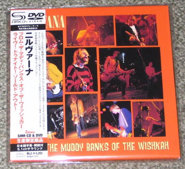 Nirvana From The Muddy Banks Cd+Dvd VIDEO:DVD