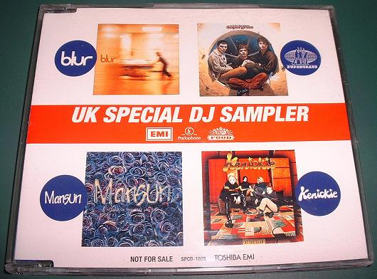 Uk Special Dj Sampler