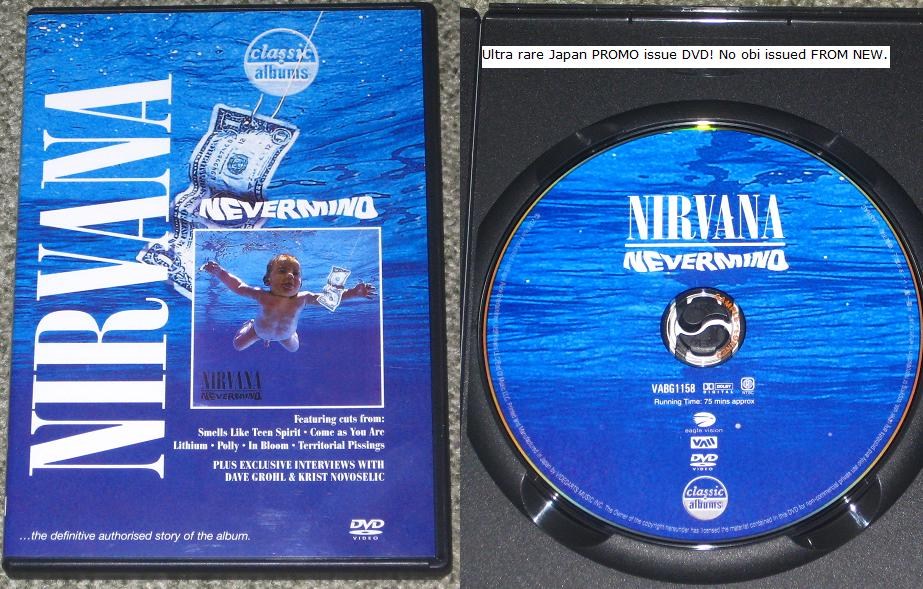 Nirvana - Classic Albums - Nevermind