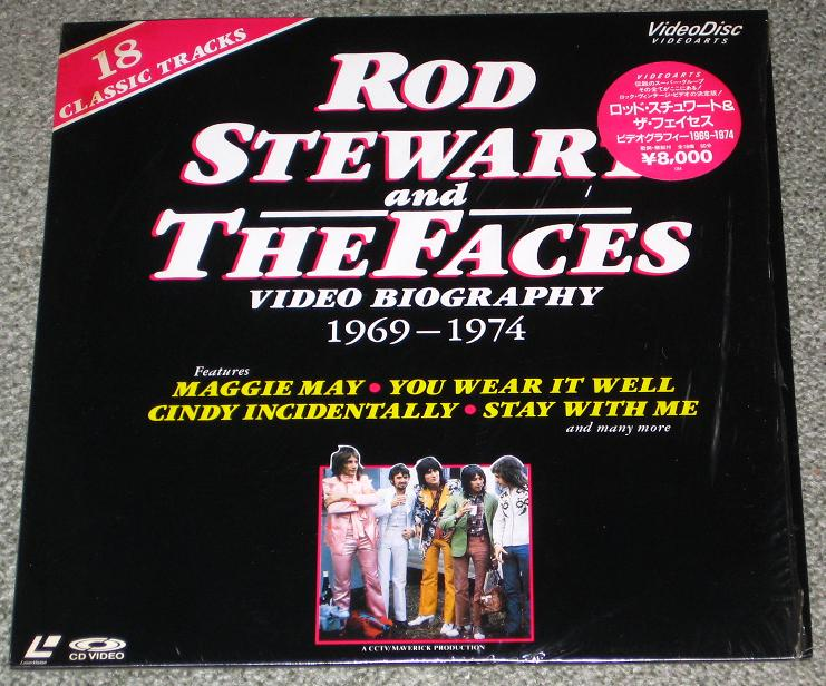 Rod And The Faces Video Biograph