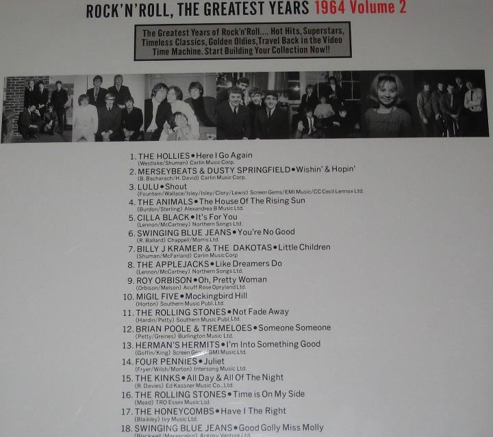 Rolling Stones - Rock N Roll Greatest 1964 Vol2