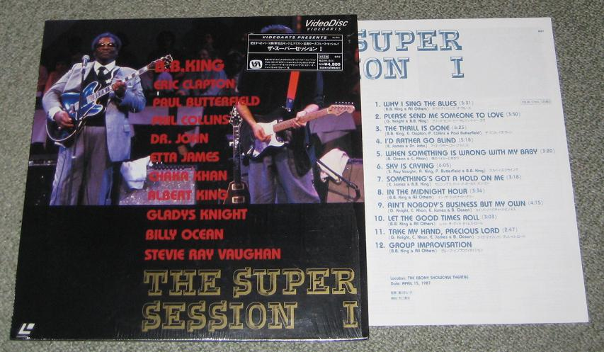 The Super Session I