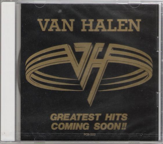 Van Halen - G.hits Coming Soon!! Album