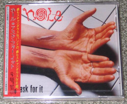 Hole Ask For It CD
