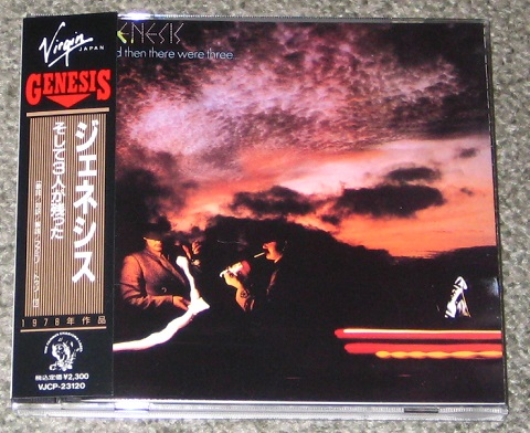 Genesis - And Then There Were Three EP