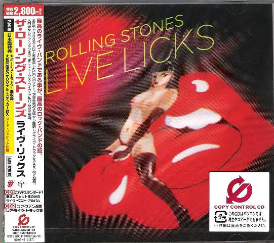 Live Licks - Rolling Stones