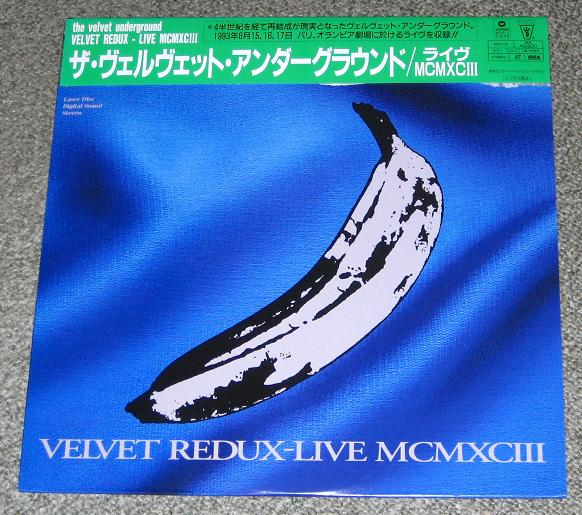 Velvet Underground - Velvet Redux Live Mcmxciii
