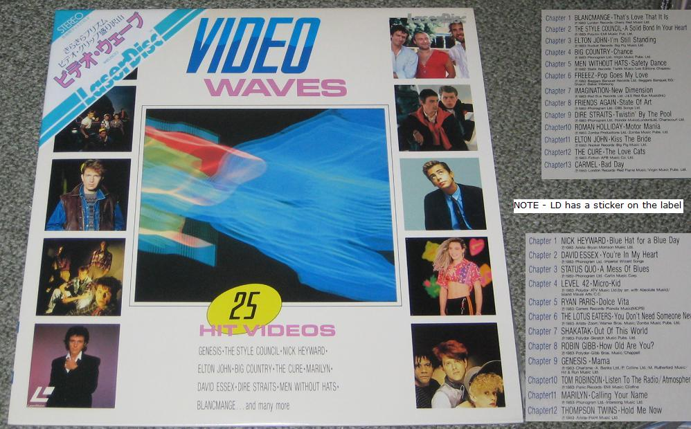 Video Waves