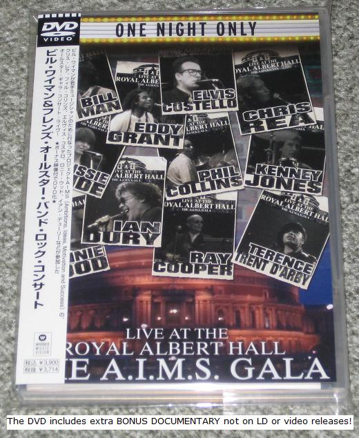 The Aims Gala Live In London