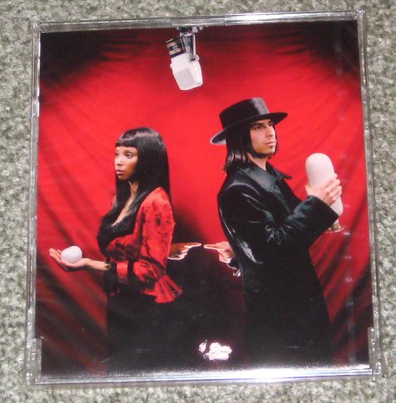 White Stripes - Blue Orchid Record