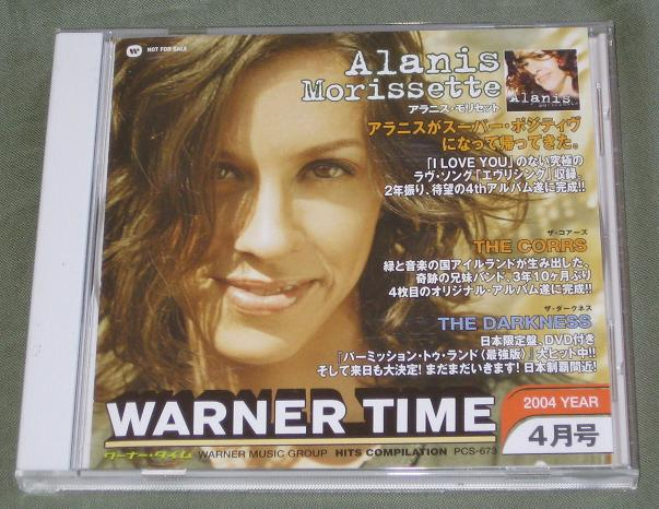 Warner Time April 04