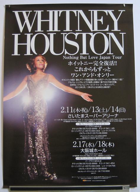 Japan 2010 Tour Poster