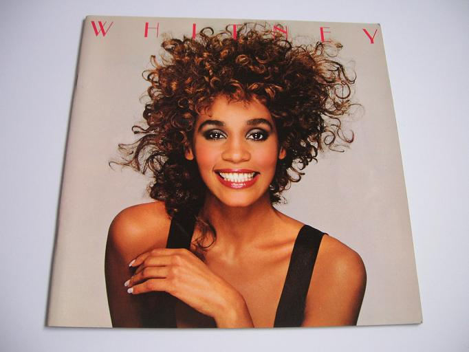 HOUSTON, WHITNEY - Japan 1987 tour book - Concert Program