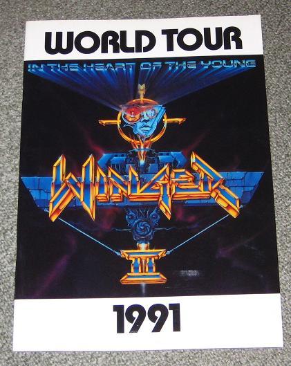 Japan 1989 Tour Book