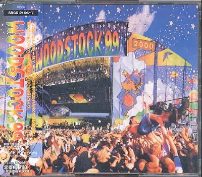 Woodstock 1999 Various Artists