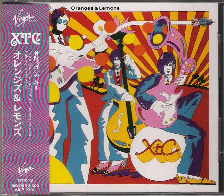 Xtc Oranges+And+Lemons CD