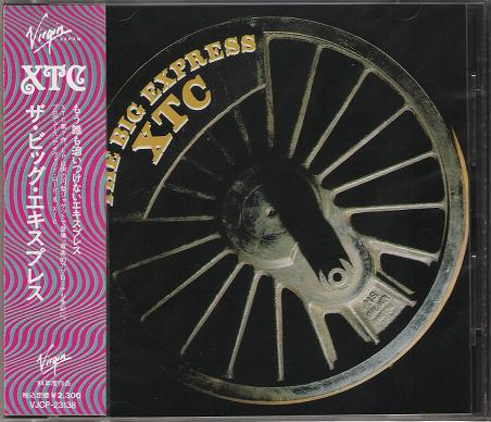 XTC - The Big Express CD