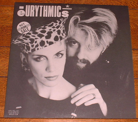 Eurythmics - Eurythmics (dj Copy)