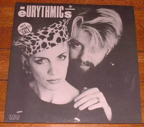 Eurythmics - Eurythmics (dj Copy)