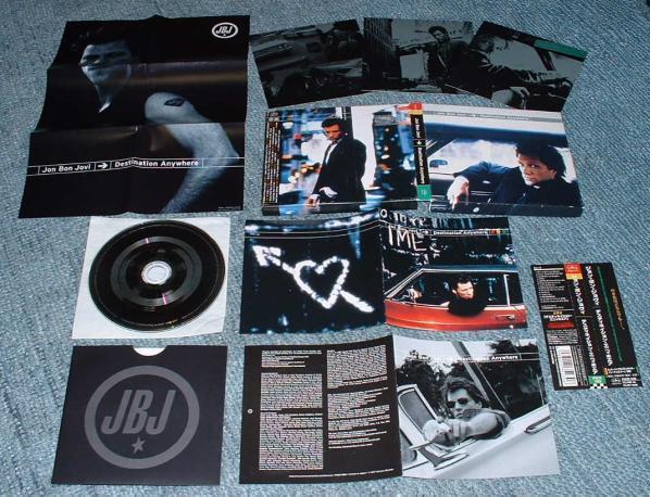 Bon Jovi (Jon) - Destination Anywhere