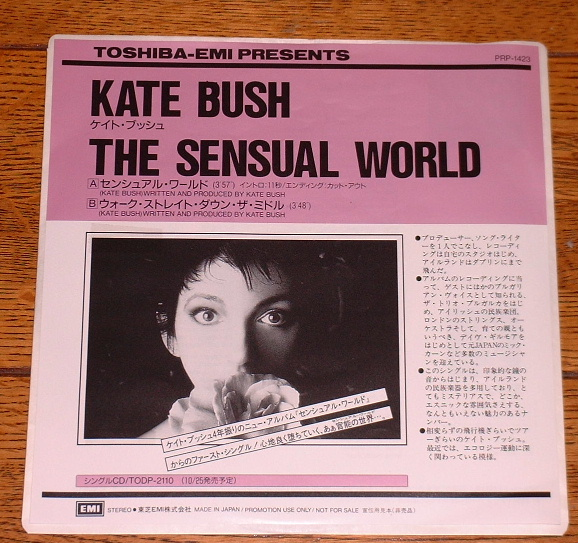 Bush, Kate - The Sensual World