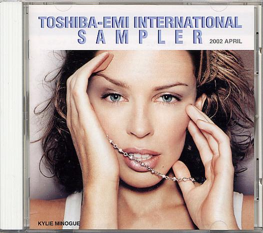 Toshiba Sampler April 2002