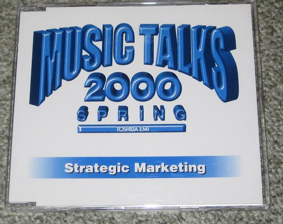Music Talks Autumn 2000