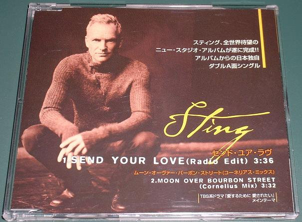 Sting - Send Your Love (radio Edit)