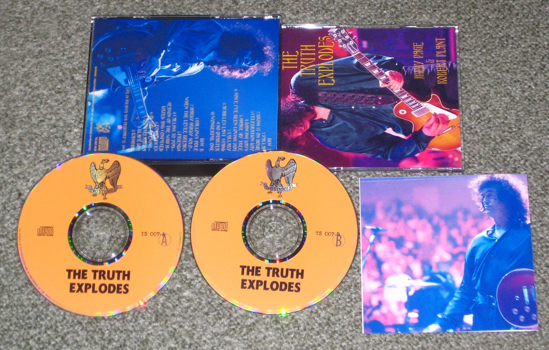 Truth Explodes Live 28 Feb 93